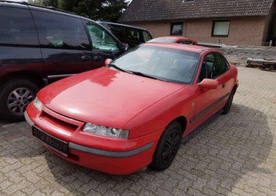 Projekt 0 – Opel Calibra 2.0 16V